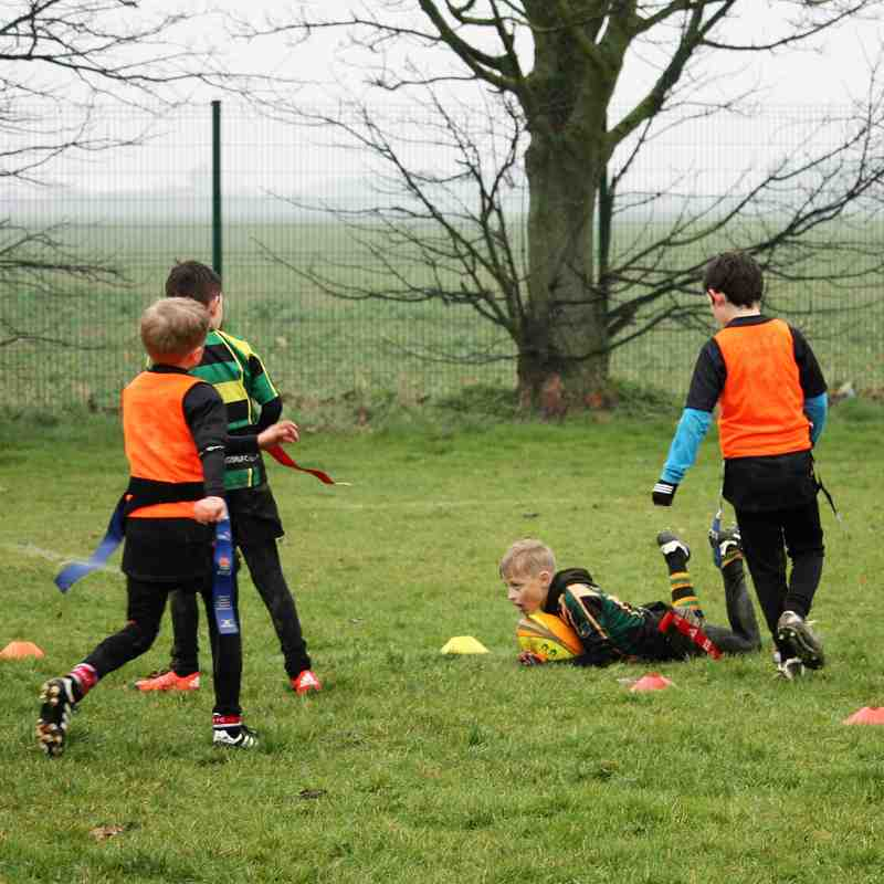 U8 Dragons vs Oundle (2017)