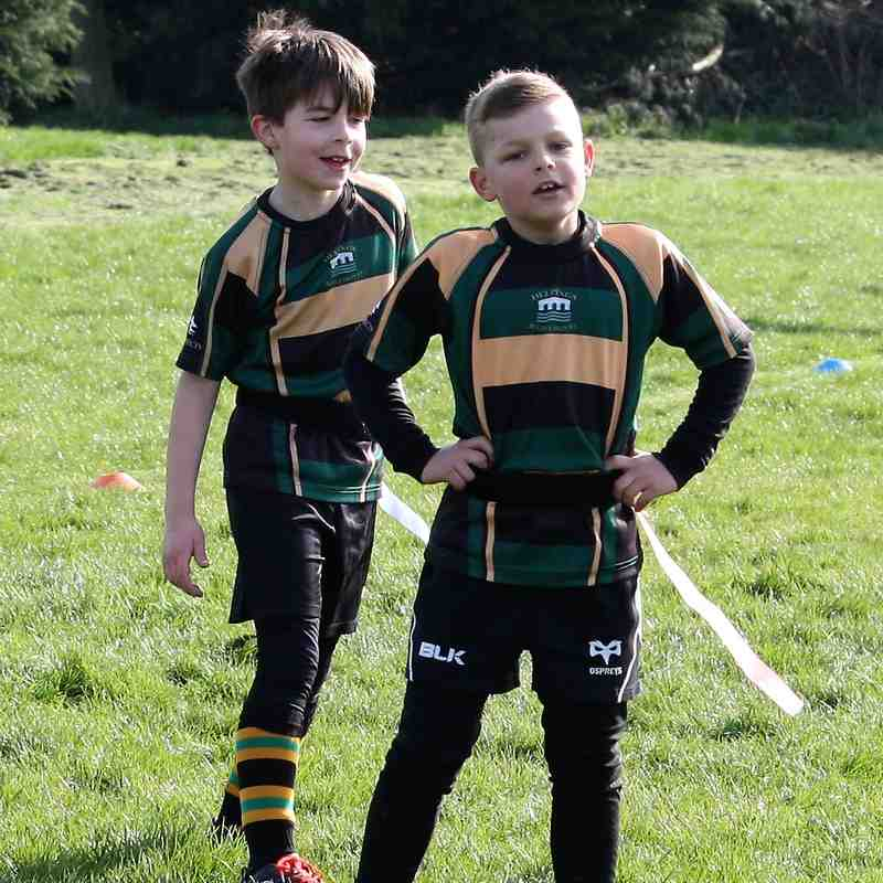 U8 Dragons vs Bourne & Wisbech (2017)