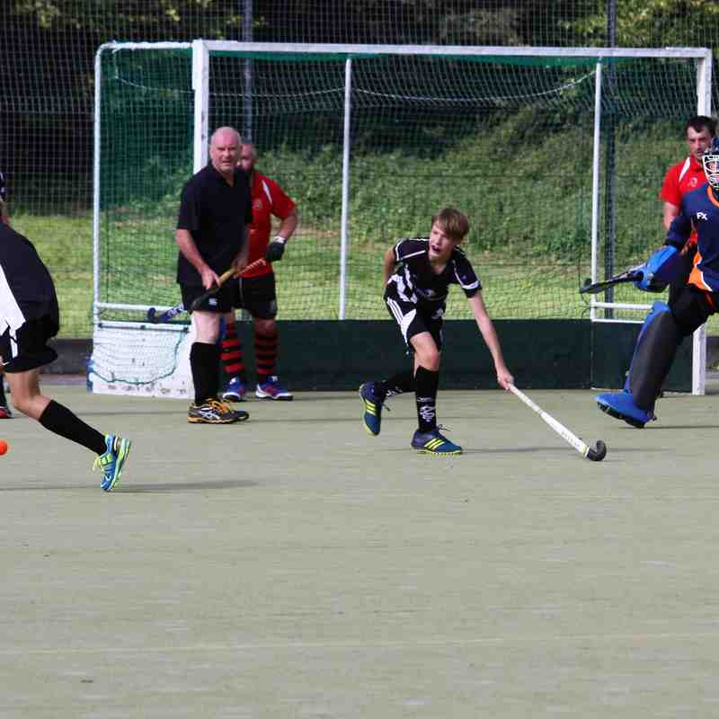 BDHC Mens 6 vs Wisbech Sept 2017