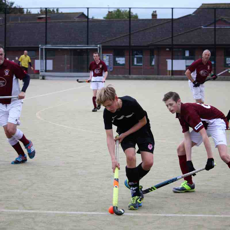 BDHC Mens 6 vs Alford Sept 2017