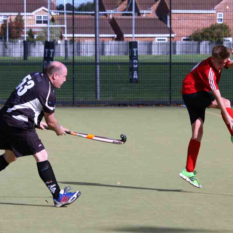 BDHC Mens 6 vs Peterborough Oct 2017