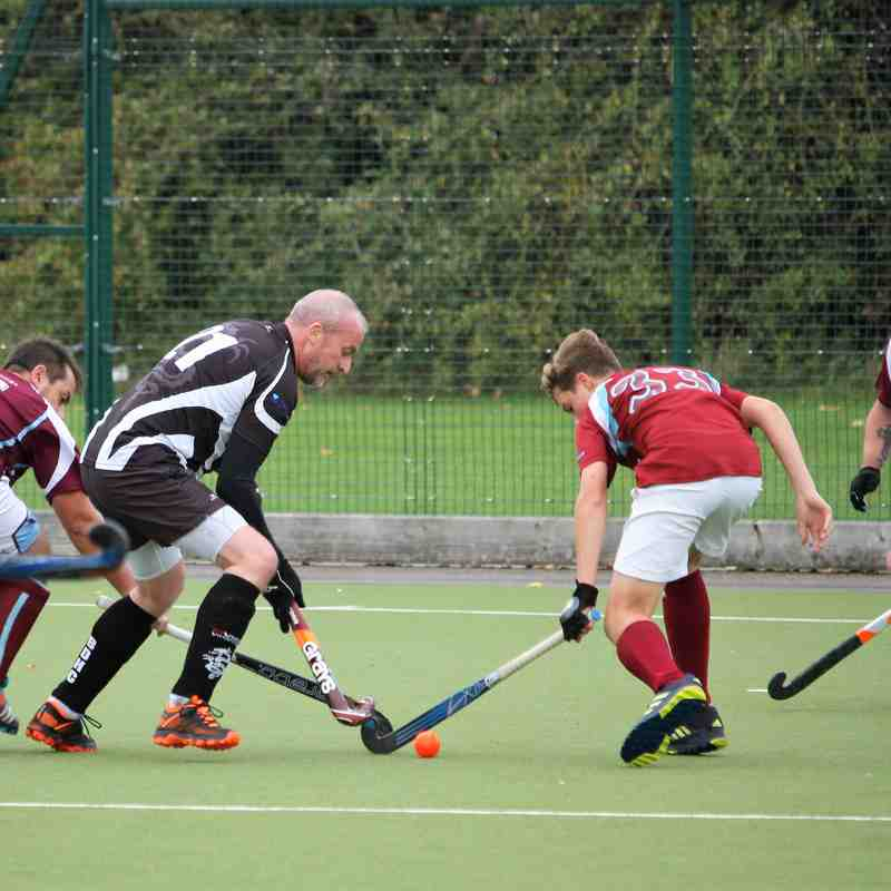 BDHC Mens 6 vs Spalding Oct 2017