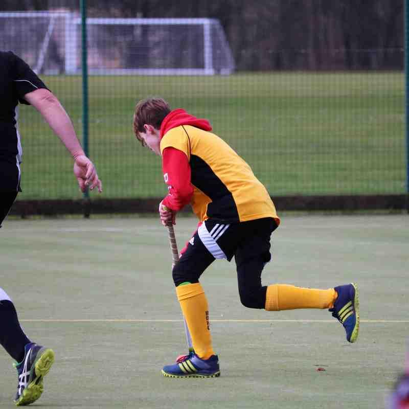 BDHC Mens 6 vs Leadenham 3 Jan18