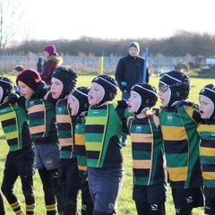 U9 Dragons vs Sleaford Jan 18