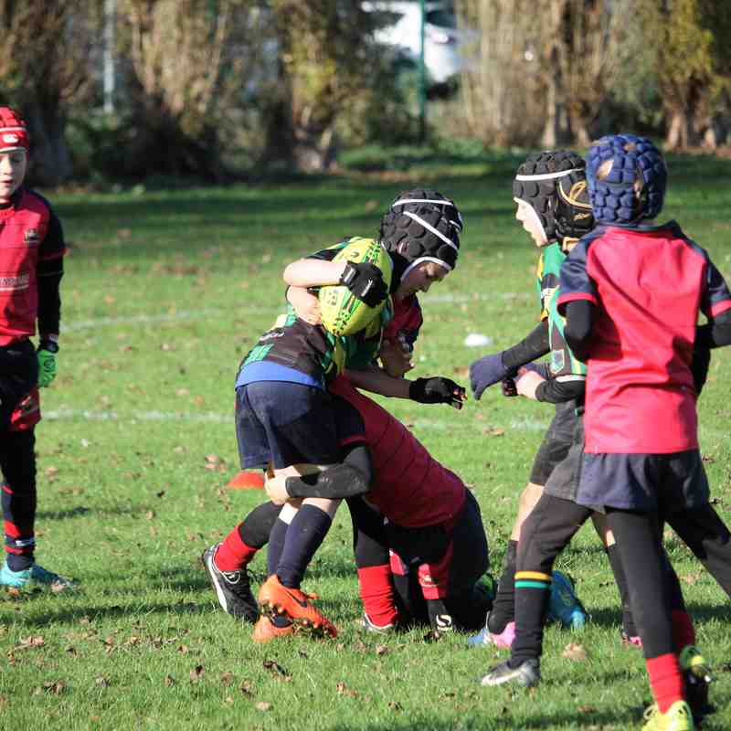 U9 Dragons vs Wisbech Nov 17