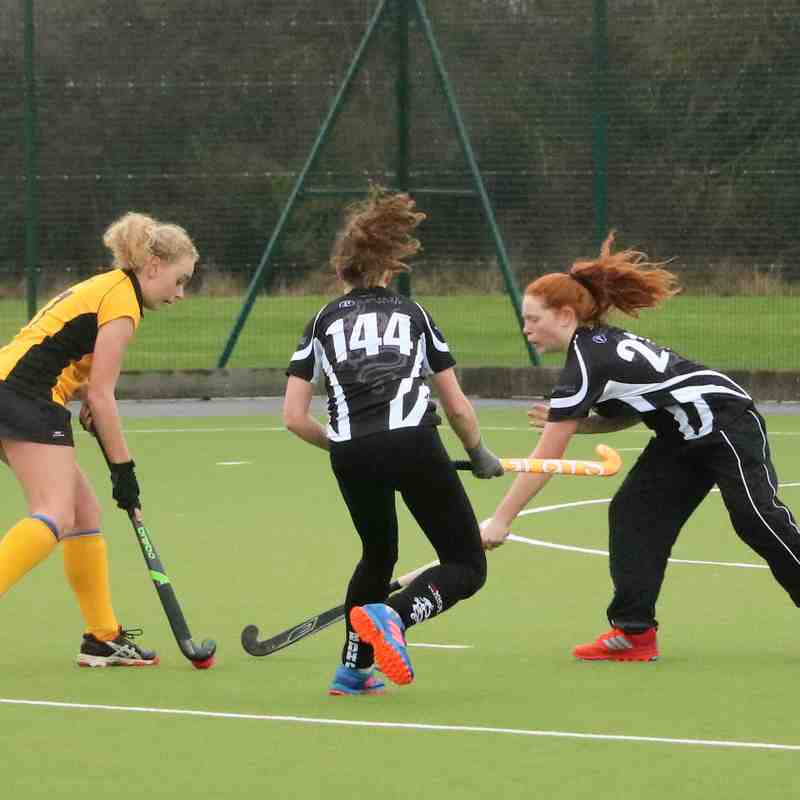 BDHC Ladies 2 vs BDHC Ladies 3's