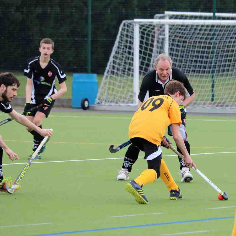 BDHC Mens 6 vs BDHC Mens 5 March 2018