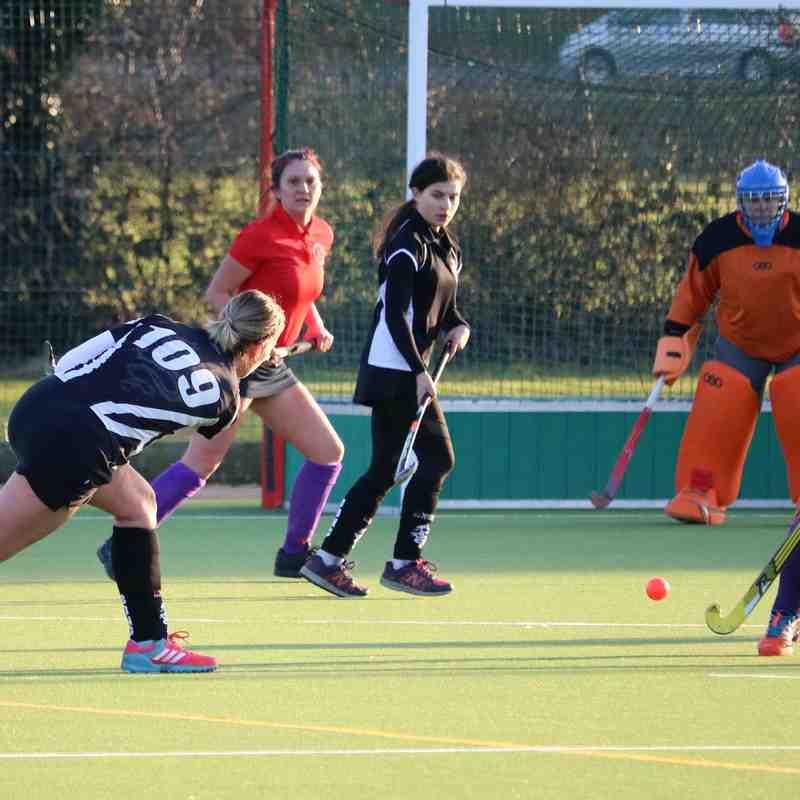BDHC Ladies 3 vs COP Feb 2018