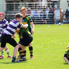 U10-12 Dragons DRUFC Festival April 2018