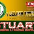 Belper snatch win at Oval