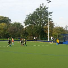 Mini Hockey Vs Edgbaston HC