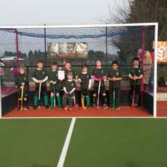 Wednesbury under 8's win Staff's Club Championship