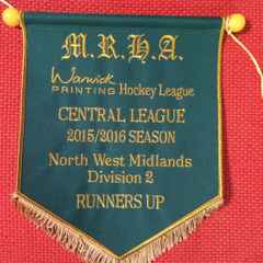 4th XI recieve league pennant.