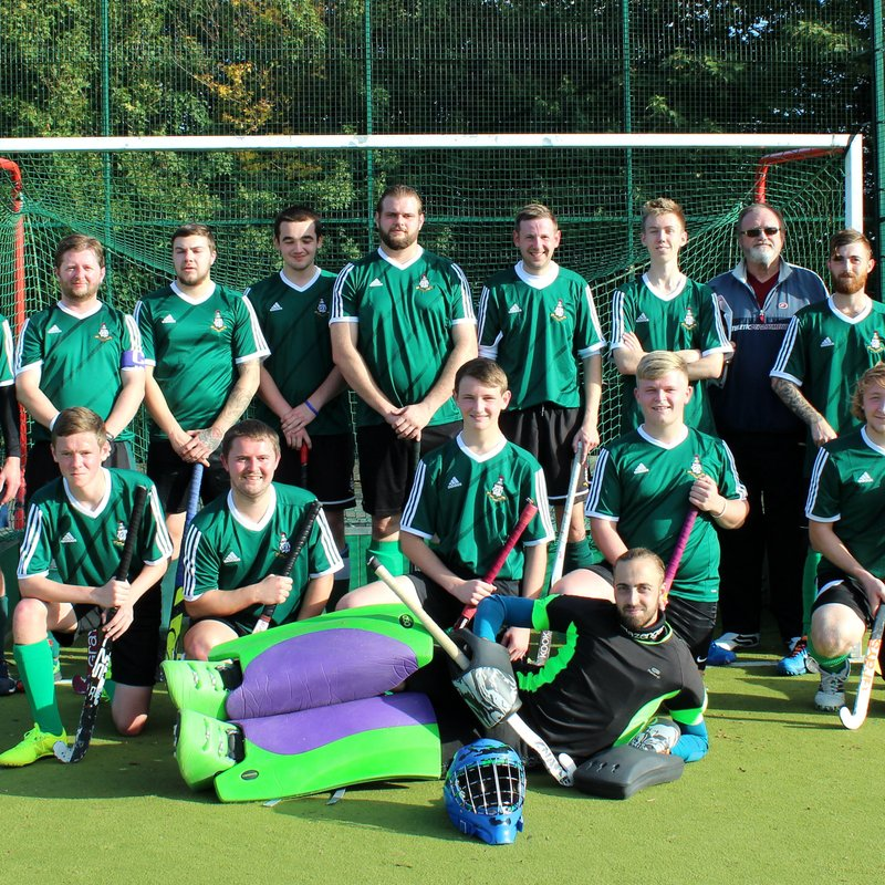 1st XI lose to Kings Heath Pickwick 4 - 1