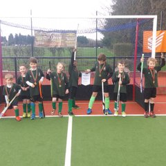Lichfield Hockey Tournament, Wednesbury under 8's and 10's.
