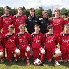 Season Run in 2010/11
