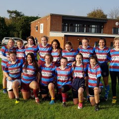U18's Hove Girls