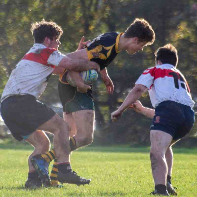 Kilmarnock U16 vs Bishipton/Garnock U16 30/10/16