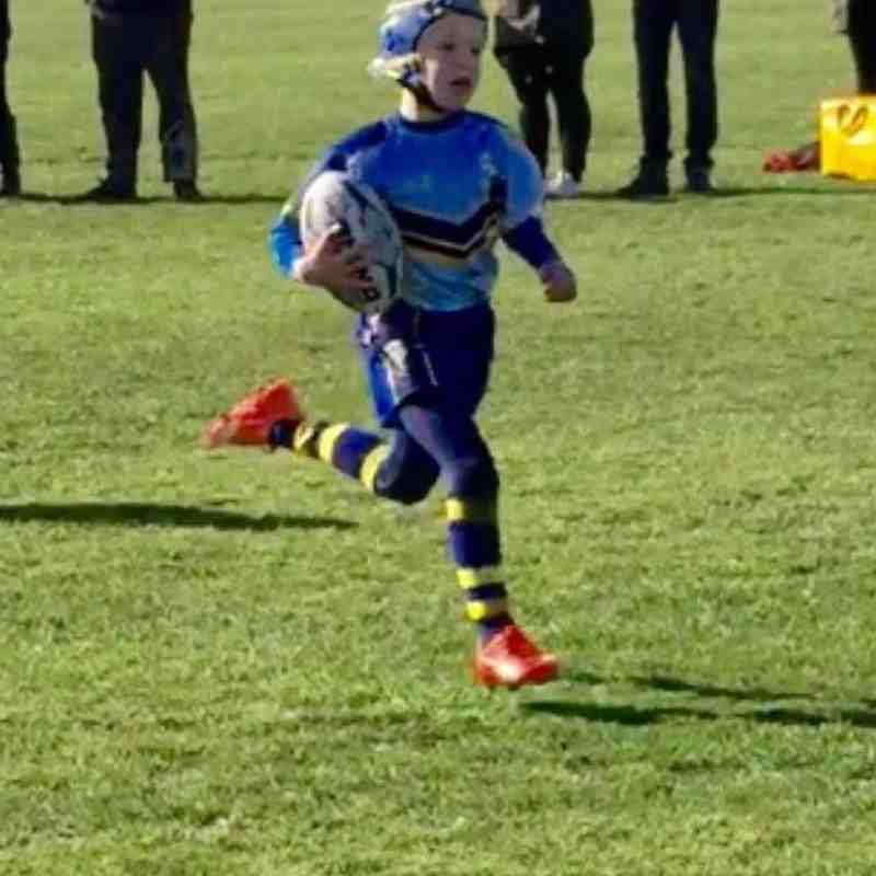 OSJ u7 Blues v Burtonwood