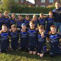 Under 10's lose to Leigh East Wolves 34 - 30