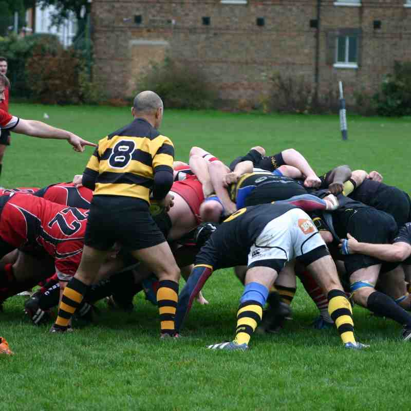 Wasps Occasionals v London Welsh  Nov'15