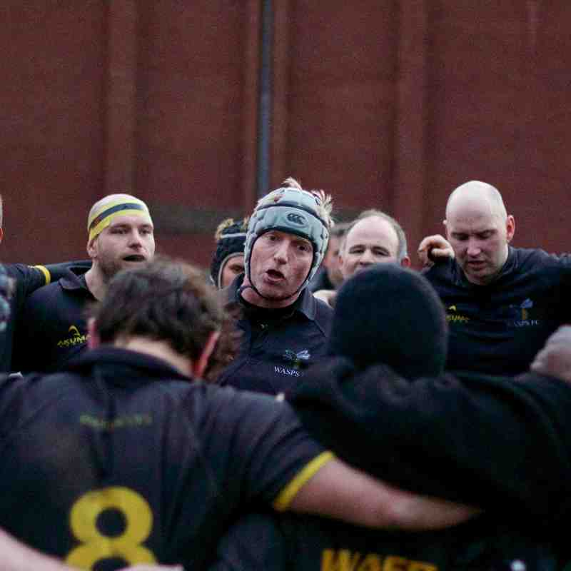 Wasps Occasionals @ The Stoop - Charity Rugby for Injured Players (warm up act for England v Ireland Legends)