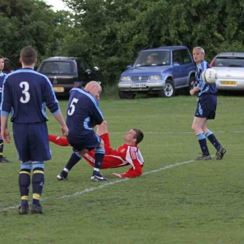 Vs. Kidlington OB Reserves 12th May 11