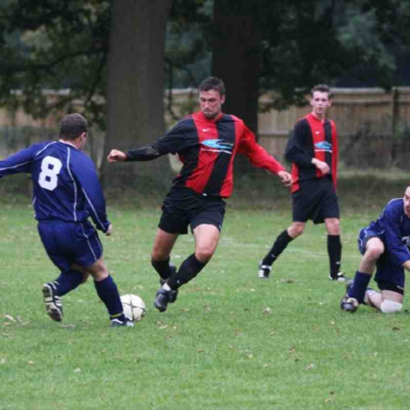Vs. North Leigh A 6th Oct 07