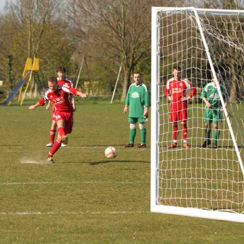 Vs. Yarnton Reserves 17th Apr 10