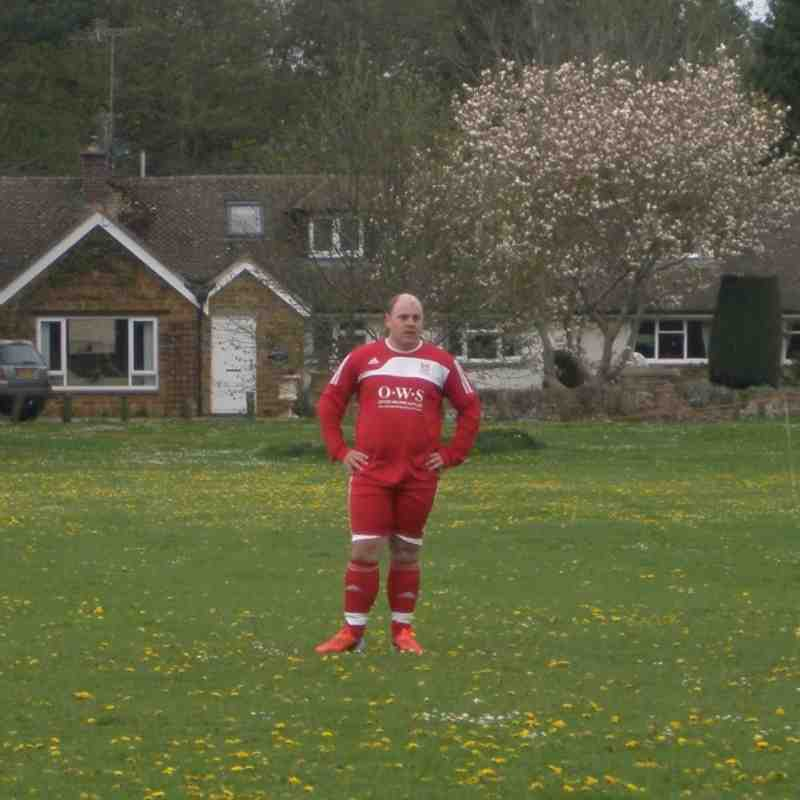 Vs. Adderbury Reserves 11th May 13
