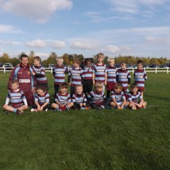 Under 7's, Coalville Rugby Festival