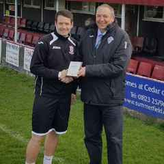 Chard Win Sportsmanship Award For March