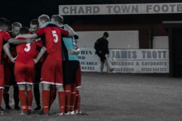 Chippenham Park 3 - 3 Chard Town