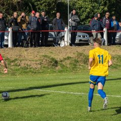 Chard v Bishops Lydeard 9th Oct - Ground Hop
