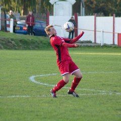 Chard v Almondsbury - 15th October 2016 - League