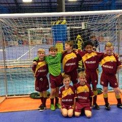 Futsal week 1