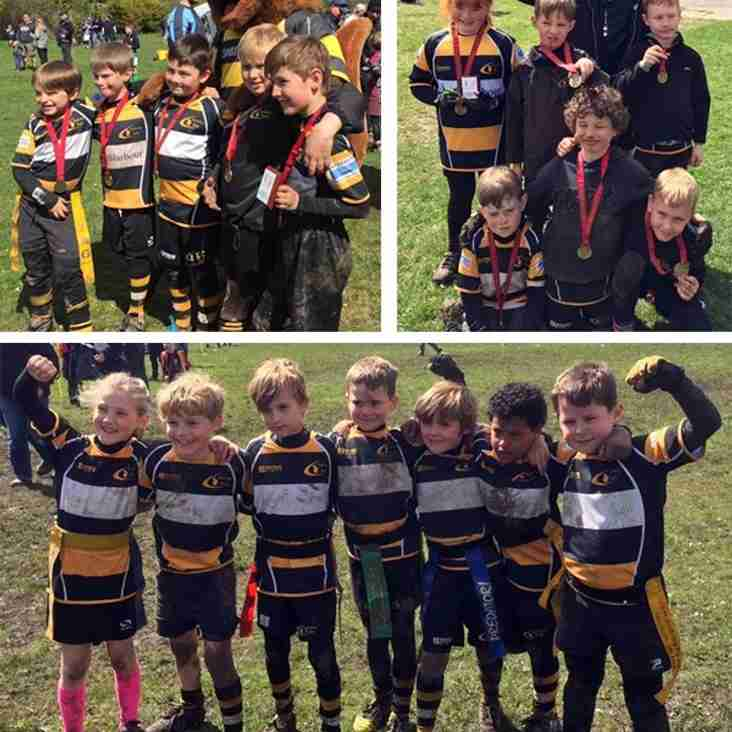 Surrey Rugby Festival Sunday 17th April