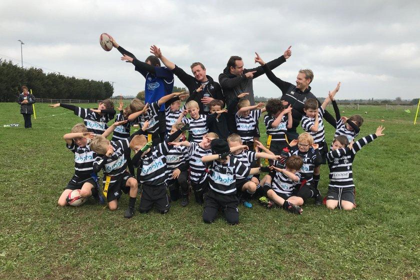 Oxford Mini Rugby Festival vs. Chinnor Rugby Club Ltd