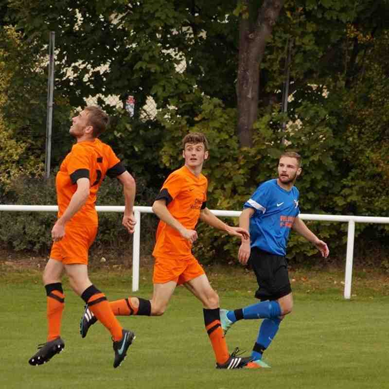 Stockbrook Rangers 0-2 Aston United | Sat, Oct 10 | Courtesy of Robin Pritchard