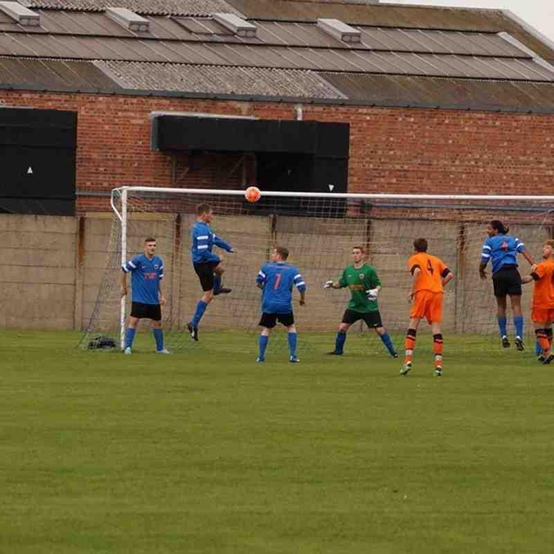 Stockbrook Rangers 0-2 Aston United | Sat, Oct 10 | Courtesy of Robin Pritchard