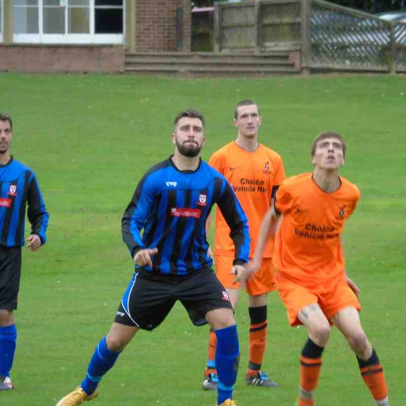 Ashbourne 1-2 Aston United | Sat, Oct 17 | Courtesy of Paul Brooks