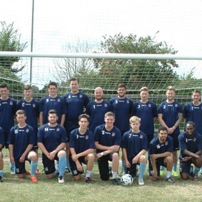 Burnham Ramblers FC 1 - 0 Basildon United FC