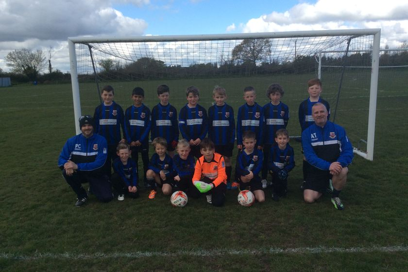 Ravens Youth Flyers vs. Burnham Ramblers FC U12's