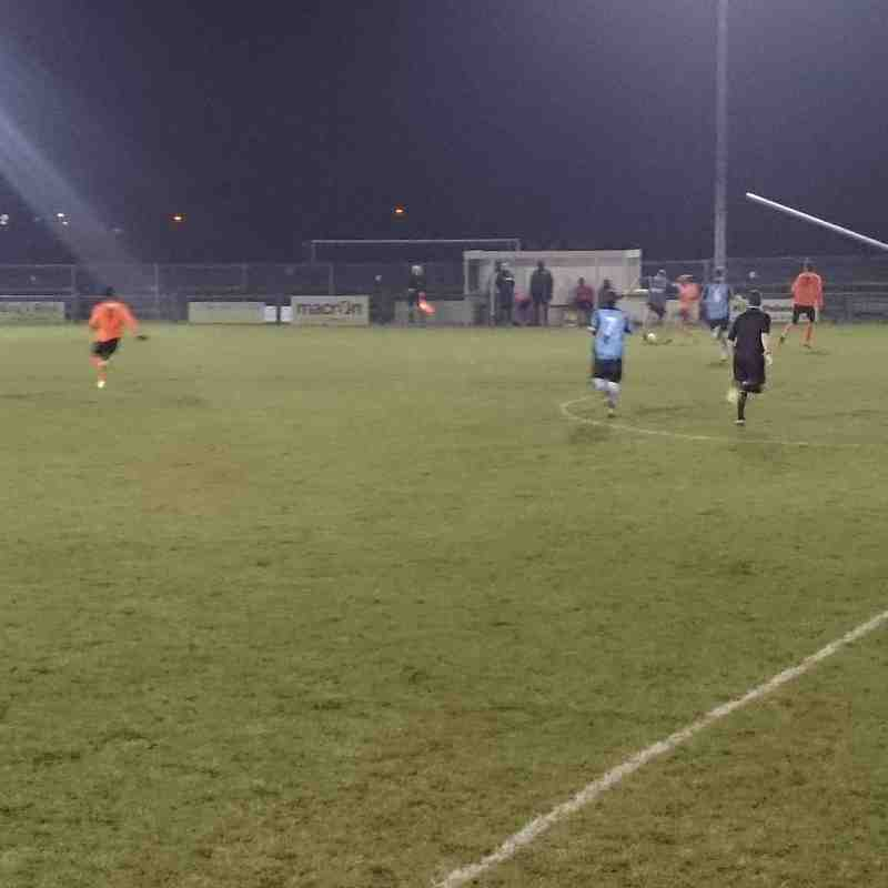 "Burnham ""v"" Tower Hamlets FC"