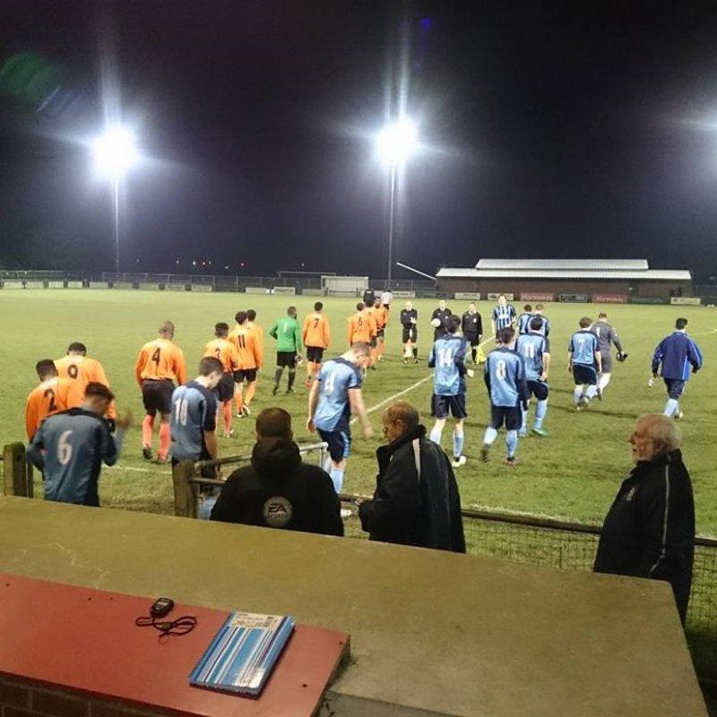 "Burnham ""v"" Tower Hamlets FC"