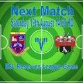 Burnham Ramblers FC Reserves vs. AFC Sudbury