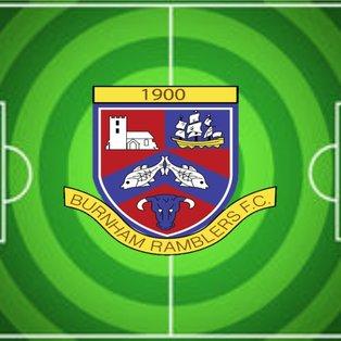 Ramblers lose 2-0 to Barkingside