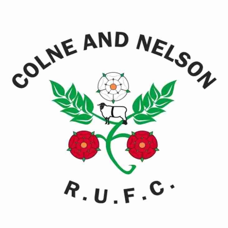 Colne & Nelson RUFC - Promotion Battle