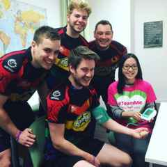 VILLAGE SPARTANS RUGBY CLUB LAUNCHES #TEAMME IN MANCHESTER