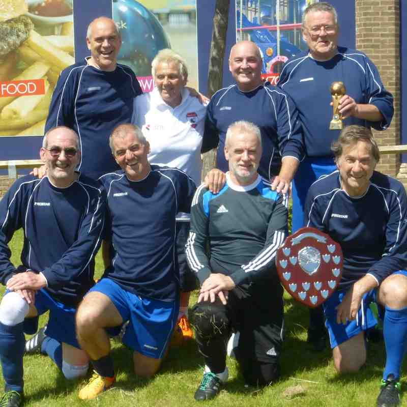 Doncaster Retro Rovers Shield Tournament